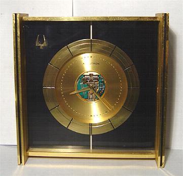 Accutron Space Director 'E' Stock# D3001