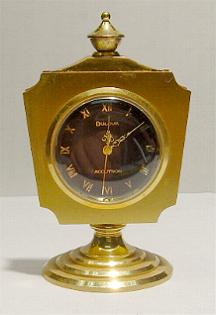 Accutron Brass 'Boudoir' Stock# 802c
