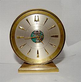 Accutron Space Brass Stock# 802c