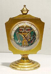 Accutron Space Brass 'Boudoir' Stock# 802c