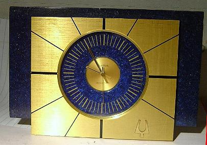 Accutron Brass/Lapis 'Supreme' Stock# D3111